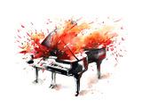 Musik Kunstdruck von  okalinichenko