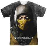 Mortal Kombat X - Finish Him Sublimated
