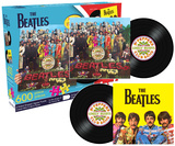 Beatles Sgt Pepper 2 Sided 600 Piece Puzzle Jigsaw Puzzle