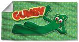 Gumby - Chilling Beach Towel Beach Towel