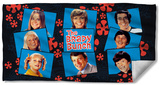 Brady Bunch - Squares Beach Towel Beach Towel