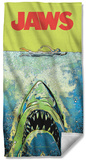 Jaws - Attack Beach Towel Beach Towel