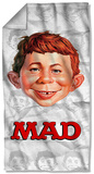 Mad - Alfred Head Beach Towel Beach Towel