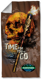Survivor - Time To Go Beach Towel Beach Towel