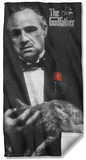 Godfather - Poster Beach Towel Beach Towel