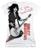 Juniors: Joan Jett - Rock n' Roll T-shirts
