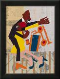Jitter Bugs Prints by William H. Johnson