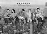 Friends - On Girder Poster