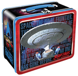 Star Trek TNG Enterprise Lunch Box Lunch Box