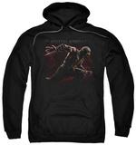 Hoodie: Mortal Kombat X - Scorpion Lunge Pullover Hoodie