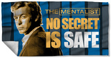 Mentalist - No Secrets Beach Towel Beach Towel