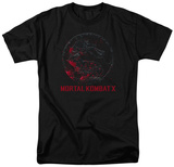 Mortal Kombat X - Bloody Seal T-Shirt