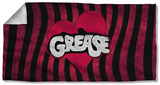 Grease - Groove Beach Towel Beach Towel