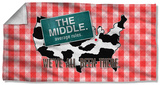 Middle - Been There Beach Towel Beach Towel