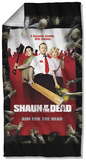 Shaun Of The Dead - Poster Beach Towel Beach Towel