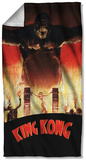 King Kong - At The Gates Beach Towel Beach Towel