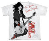 Youth: Joan Jett - Rock n' Roll T-shirts