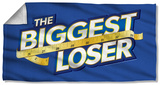 Biggest Loser - New Logo Beach Towel Beach Towel