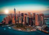 New York - Freedom Tower Manhattan - Poster