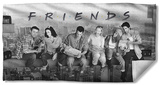 Friends - Break Time Beach Towel Beach Towel
