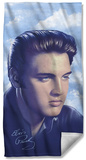 Elvis - Big Portrait Beach Towel Beach Towel