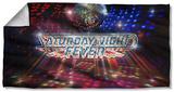 Saturday Night Fever - Dance Floor Beach Towel Beach Towel