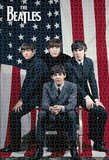 Beatles Flag 1500 Piece Puzzle Jigsaw Puzzle