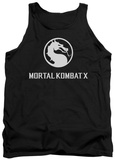 Tank Top: Mortal Kombat X - Dragon Logo Tank Top