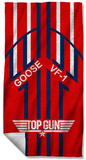 Top Gun - Goose Beach Towel Beach Towel