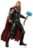 Avengers: Age of Ultron Thor Desktop Cardboard Cutout Novelty