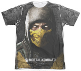Mortal Kombat X - Finish Him T-shirts