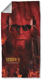 Hellboy Ii - Big Red Beach Towel Beach Towel
