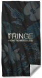 Fringe - Logo Beach Towel Beach Towel