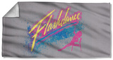Flashdance - Drop Beach Towel Beach Towel