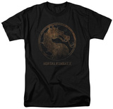 Mortal Kombat X - Metal Seal Shirts