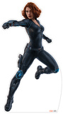 Avengers: Age of Ultron Black Widow Desktop Cardboard Cutout Stand Up