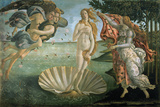 The Birth of Venus Giclee Print by Sandro Botticelli