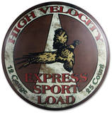 Sport Load Dome Sign Tin Sign