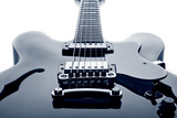 Blues Guitar Dream Photographic Print by MIGUEL GARCIA SAAVED