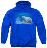 Hoodie: Wildlife - Nomad Of The North Pullover Hoodie