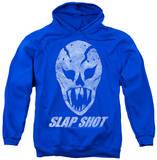 Hoodie: Slap Shot - The Mask Pullover Hoodie