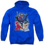 Hoodie: Justice League - Unlimited Pullover Hoodie