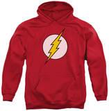 Hoodie: DC Comics - Flash Logo Pullover Hoodie