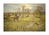 Duke of Beauforts Premium Giclee Print by John King