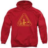 Hoodie: Star Trek - Gold Academy Pullover Hoodie