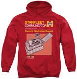 Hoodie: Star Trek - Comm Manual Pullover Hoodie