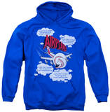 Hoodie: Airplane - Picked The Wrong Day Pullover Hoodie