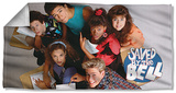 Saved By The Bell - Group Shot Beach Towel Beach Towel