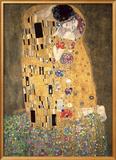 The Kiss, c.1907 Framed Giclee Print by Gustav Klimt