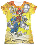 Juniors: Power Rangers - Go Go Dino Charge T-shirts